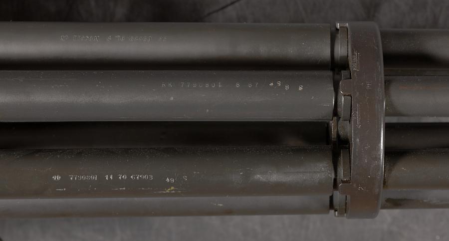 Cannon, 20mm, M61A1 Vulcan