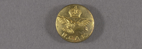 Button, Royal Canadian Air Force