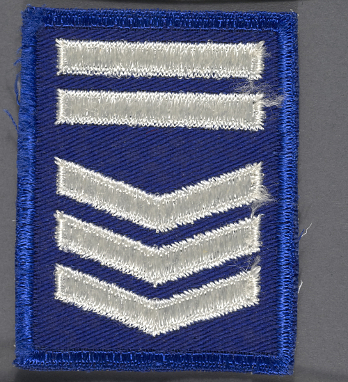 Insignia, Technical Sergeant, Civil Air Patrol (CAP)