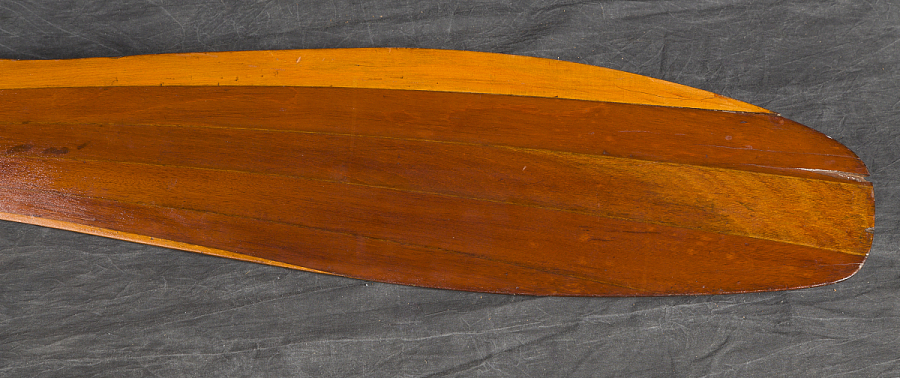 Integrale Propeller, fixed-pitch, two-blade, wood