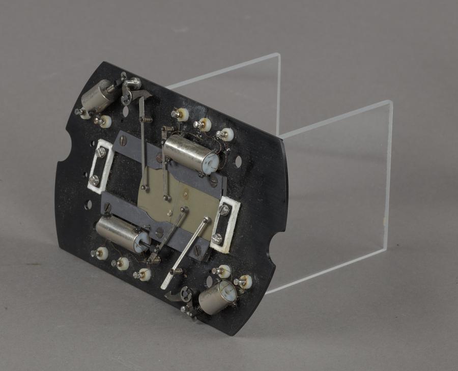 Shutter, Camera, Lunar Lander, Surveyor