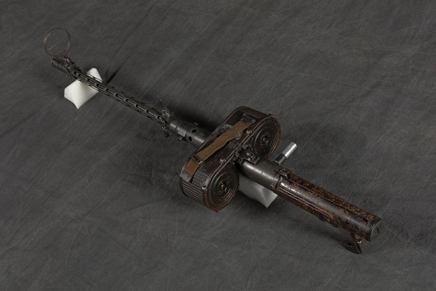 Machine Gun, MG 15, 7.92mm