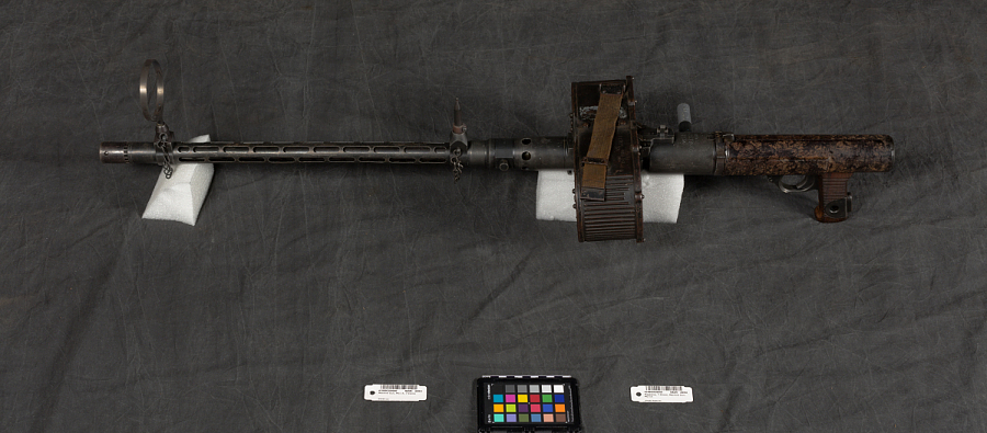 Machine Gun, MG 15, 7.92mm