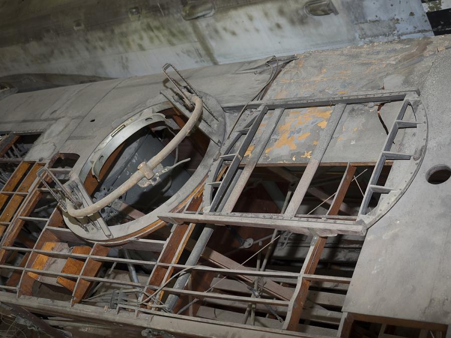 Felixstowe (NAF) F-5-L (hull only)
