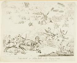 Amusement for John Bull or the Flying Camp