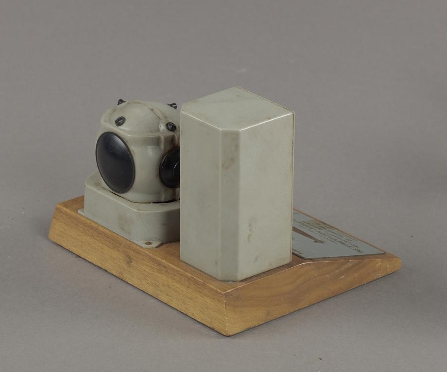 Model, Ships Inertial Navigation System Mark IV, Charles Draper