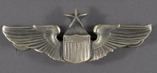 Badge, Senior Pilot, United States Army Air Forces