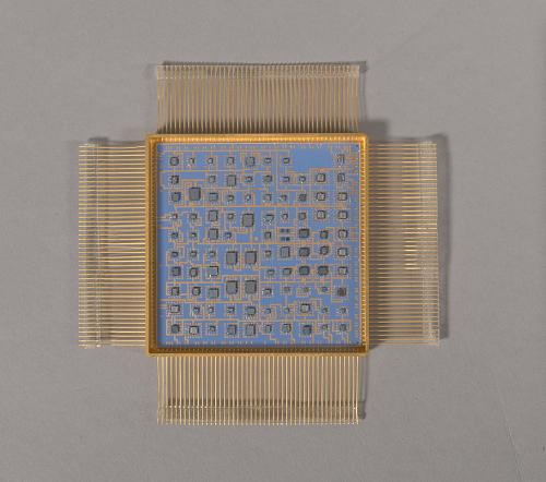 Uplink FIFO, Microelectronic Hybrid, Milstar Communications Satellite