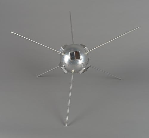 Satellite, Vanguard 1, Replica