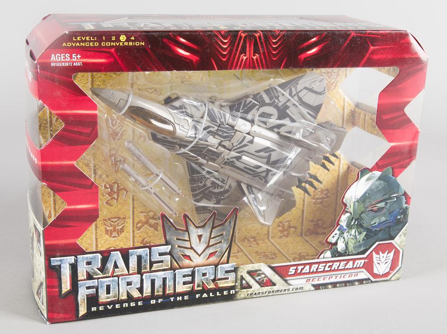 Toys, Transformers, 'StarScream'