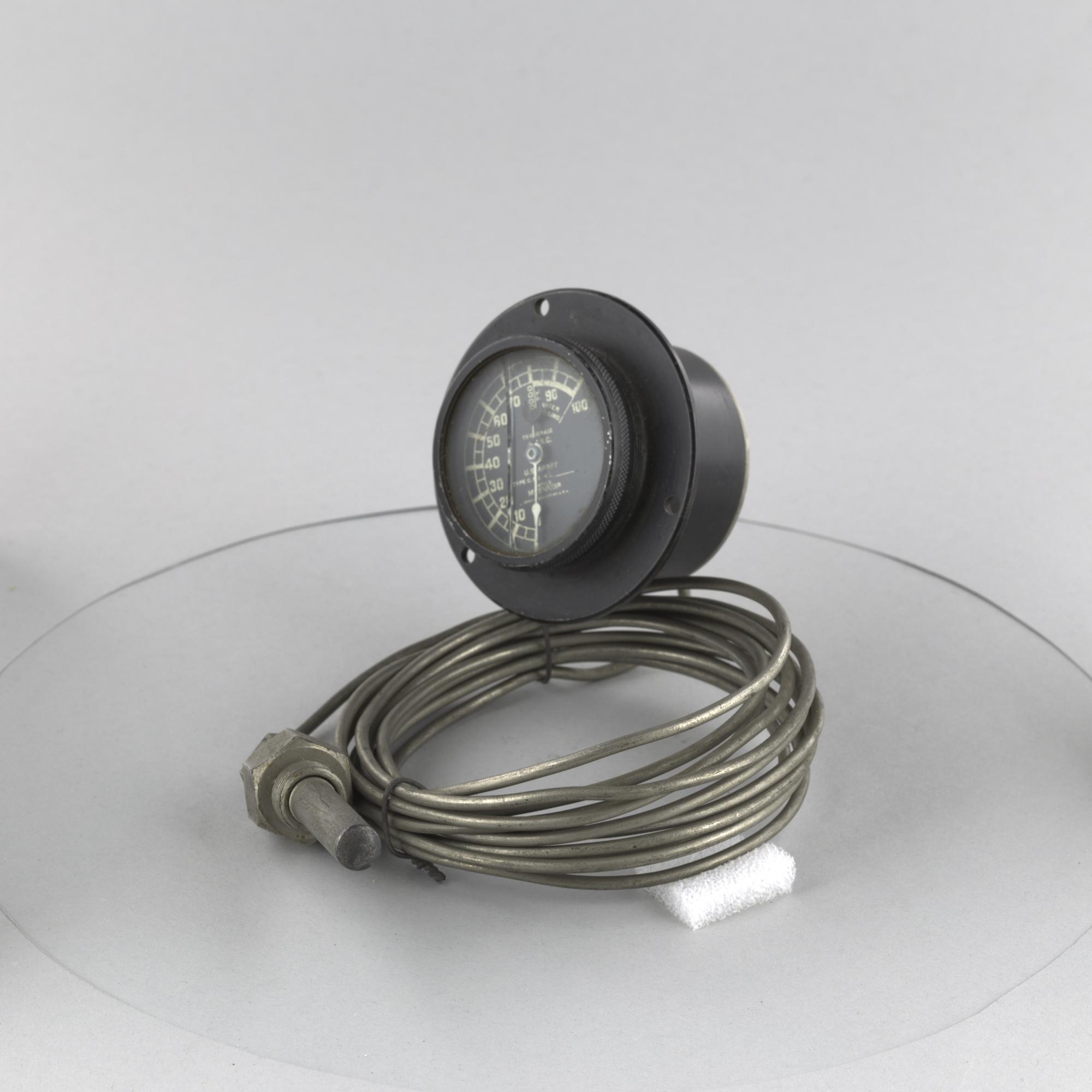 Indicator, Coolant Temperature