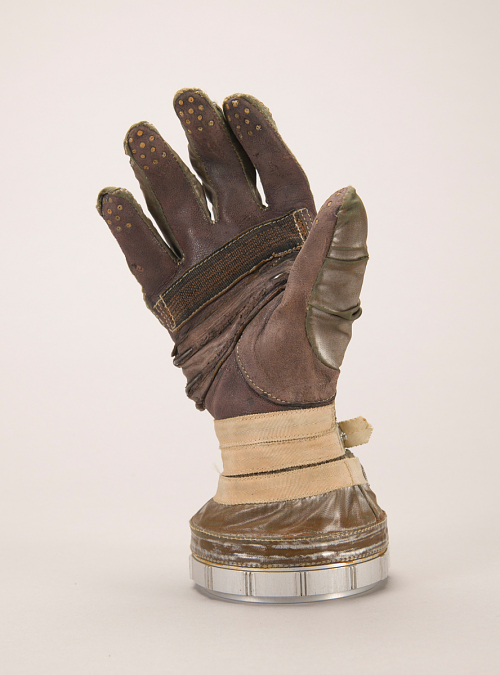 Glove, Mercury, Cooper, Training, Right