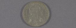 """Coin, Cape Verde, 50 Centavos, Lockheed Sirius """"Tingmissartoq"""", Lindbergh"""
