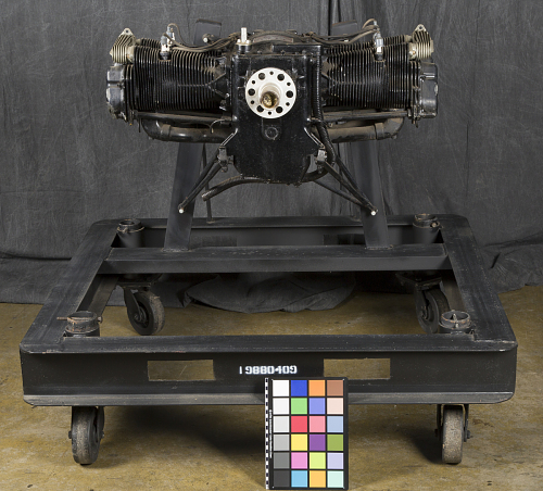 Aircooled Motors (Franklin) 4AC-171, Horizontally-Opposed 4 Engine