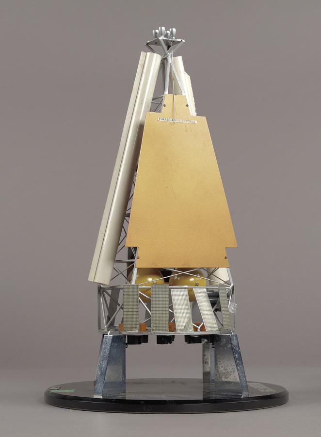 Model, Space Vehicle, Advanced Reconnaissance, 1:20 Scale