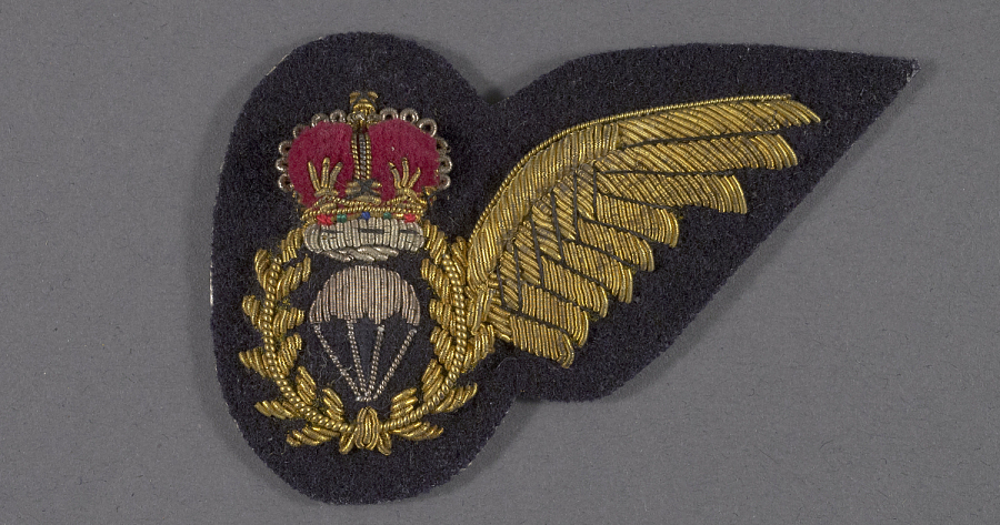 Badge, Parachutist, Dress, Royal Australian Air Force