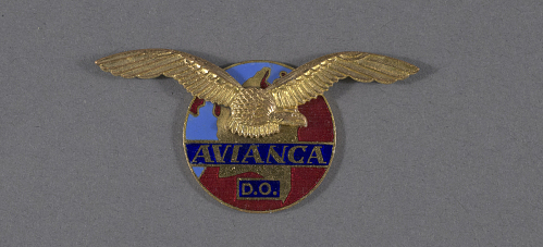Badge, D. O., Avianca Airlines