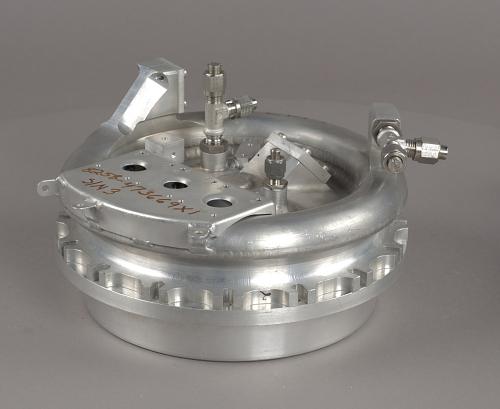 Injector Head, Rocket Engine, Liquid Fuel, Lunar Module Ascent Engine