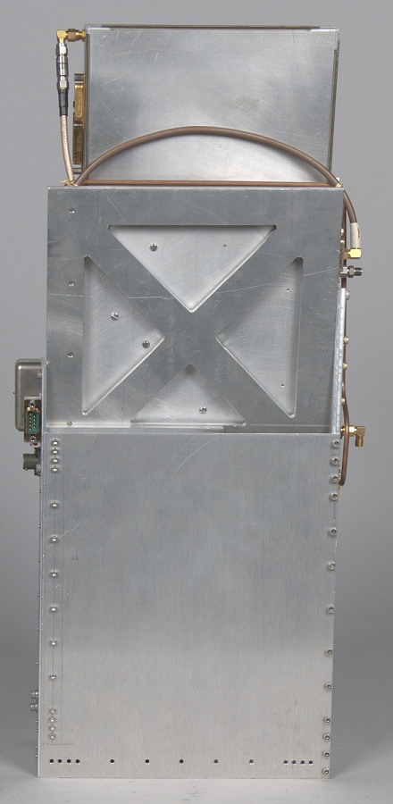 GHz Receiver, Microwave Limb Sounder, Upper Atmosphere Research Satellite (UARS)