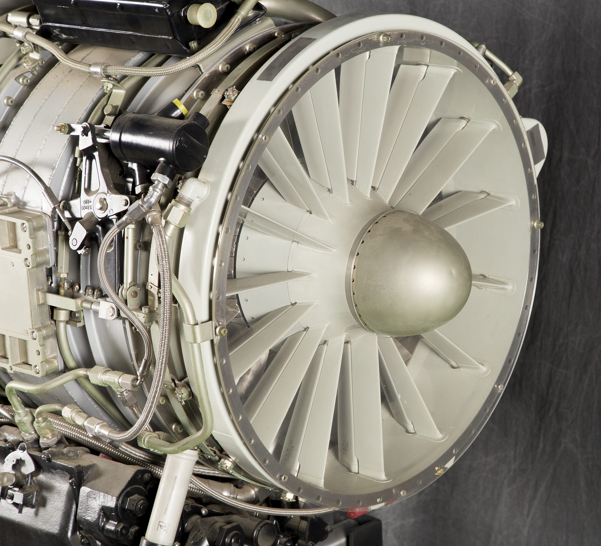 General Electric CJ610-6 Turbojet Engine   National Air and