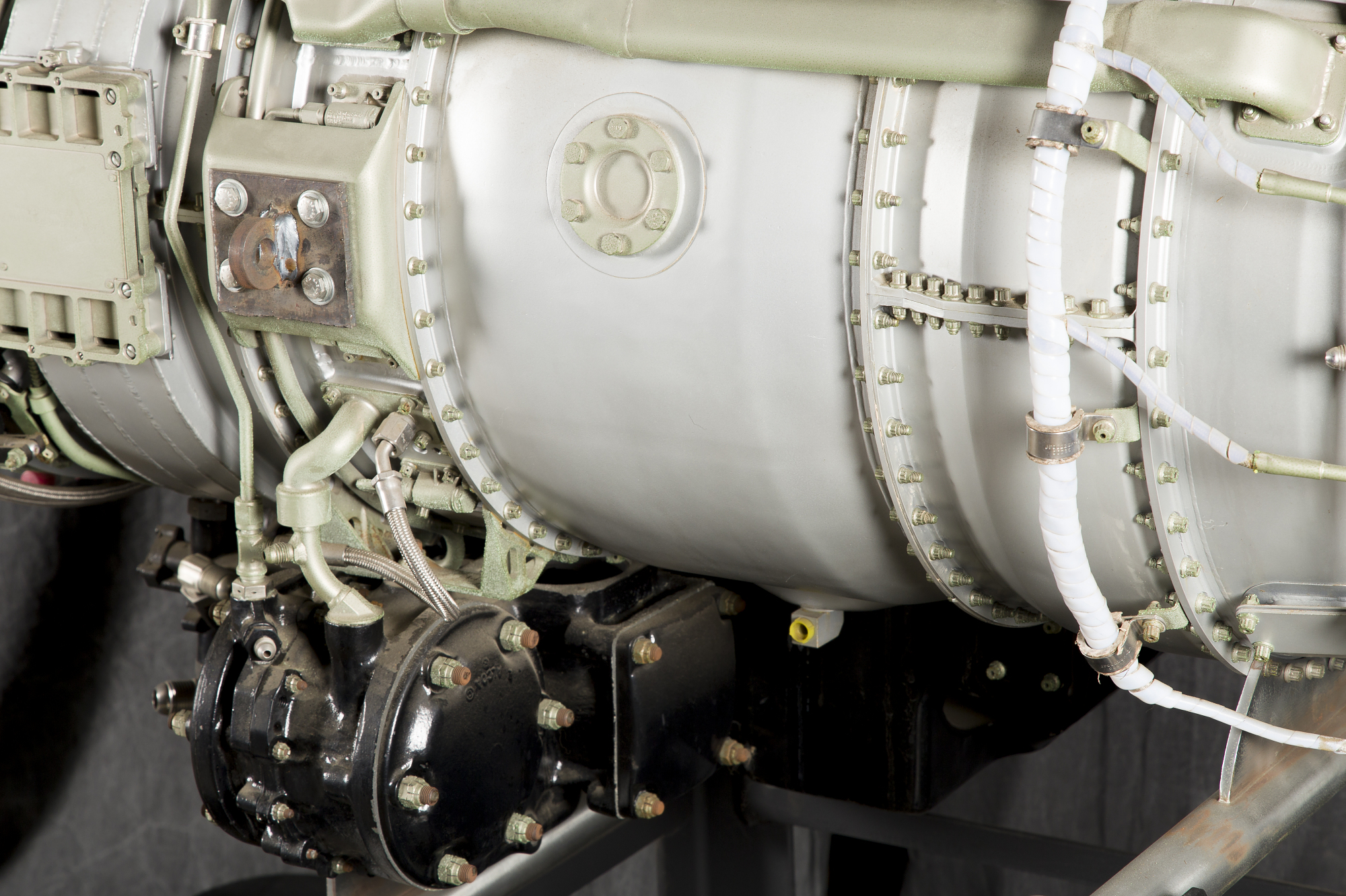 General Electric CJ610-6 Turbojet Engine | National Air and