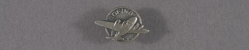 Pin, Lapel, Boeing Airplane Co.