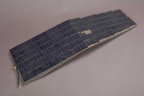 Communications Satellite, Solar Panel, Relay 1