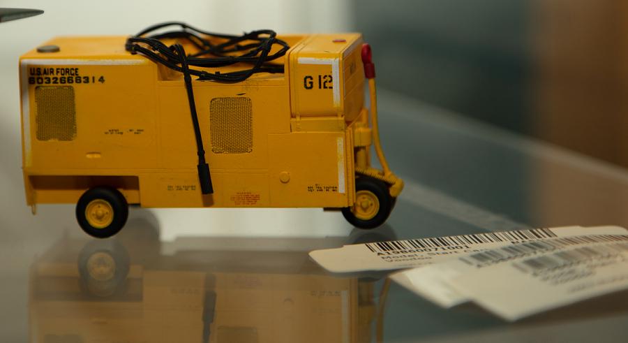 Model, Start Cart, McDonnell RF-101 Voodoo