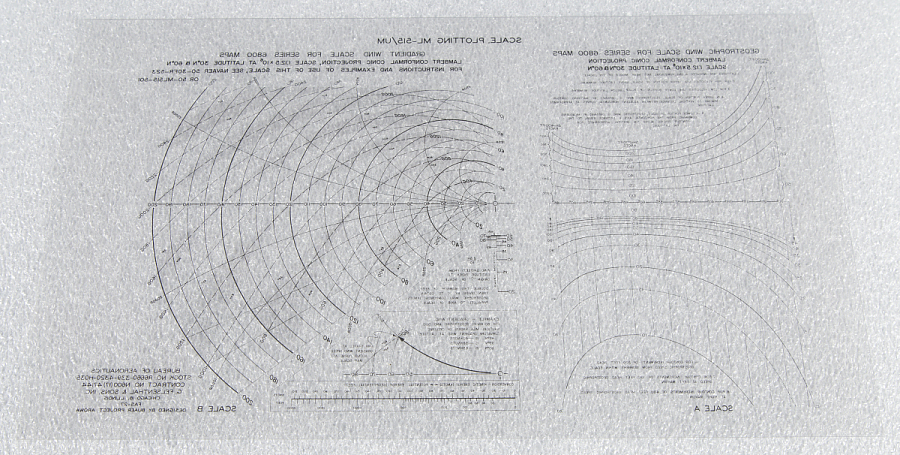 Plotter, Geostrophic Wind, Felsenthal