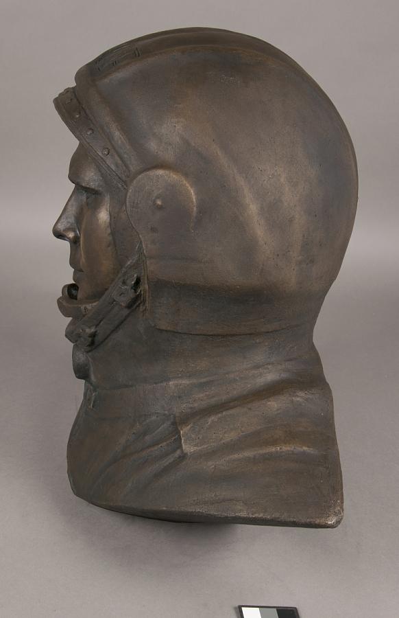 Gagarin, Bronze Bust