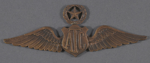 Badge, Command Pilot, Air Transport Command (ATC)