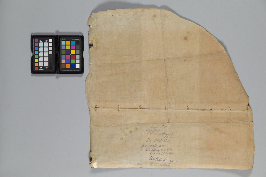 Fabric, Insignia, Sopwith Camel, Royal Air Force