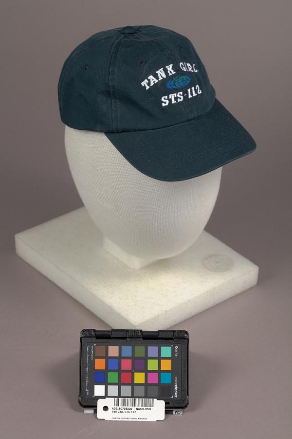 Ball Cap, STS-112, Shuttle (Melroy)