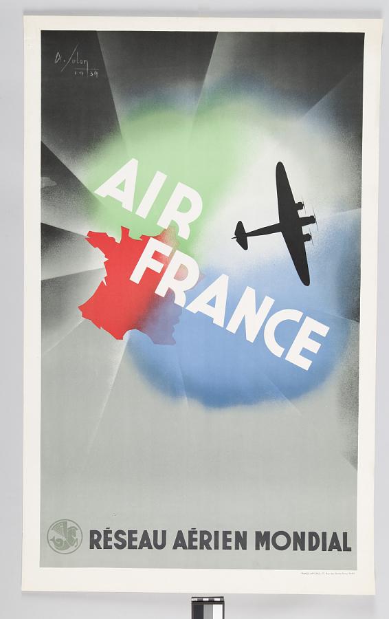 Air France Reseau Aérien Mondial