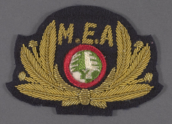 Badge, Cap, Middle East Airlines