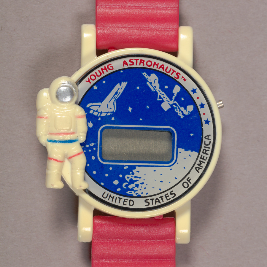 Watch, Digital, 'Young Astronauts'