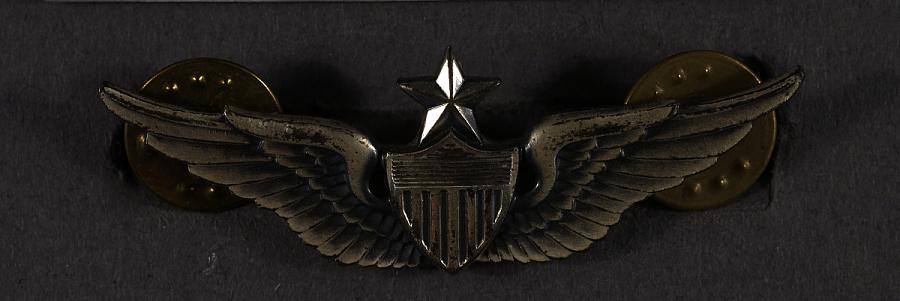 Wing, Flight, R. Payne, Monterey Park Police