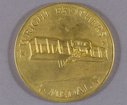 Medal, The Wright Brothers Medal