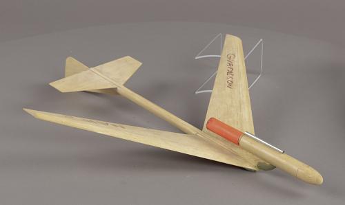 Airplane, Flying Model, Boost / Glider, Gyrfalcon