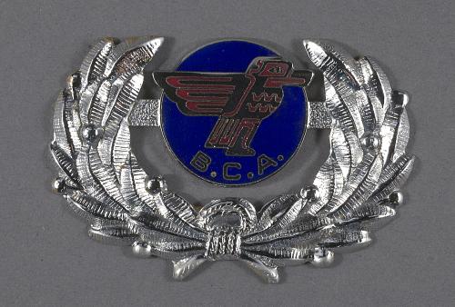 Badge, Cap, British Columbia Airlines Ltd.