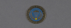 Insignia, Parachutist, Turkish Air Force