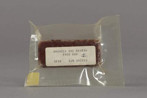 Space Food, Granola Bar, Shuttle, STS-1