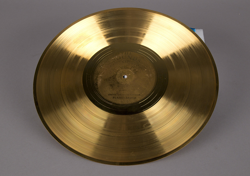 Image 1 for Record, Voyager, Sounds of Earth