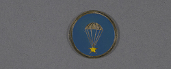 Insignia, Paratrooper, Turkish Air Force