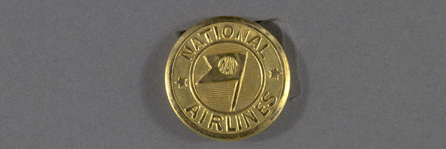 Button, National Airlines