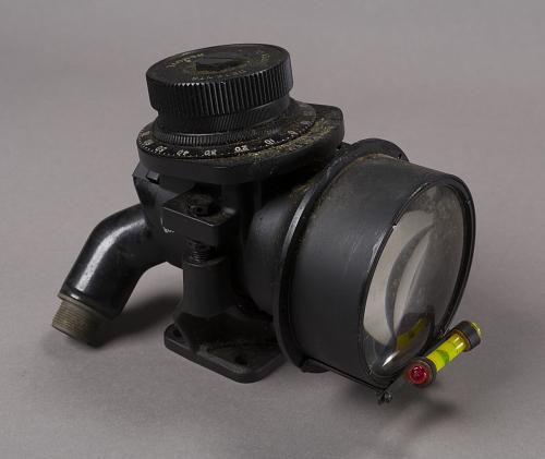 Gun Sight, Body and Lens, MK.8