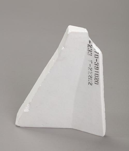 Tile, Shuttle Insulation, White, STS-1