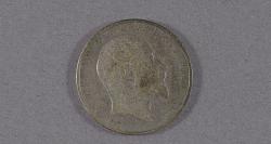 "Coin, United Kingdom, 1 Shilling, Lockheed Sirius ""Tingmissartoq"", Lindbergh"