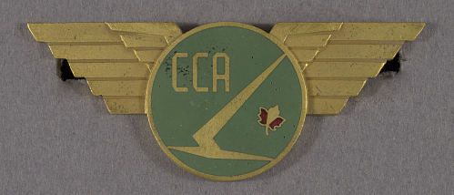 Badge, Flight Attendant, Canadian Colonial Airways Ltd.