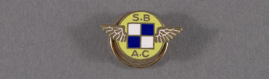 Pin, Lapel, Santa Barbara Aero Club
